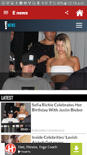 Justin Bieber News & Gossips - screenshot