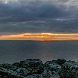 by Arthur Stingo - Landscapes Sunsets & Sunrises