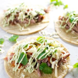 Pork Tacos Corn Tortillas Recipes