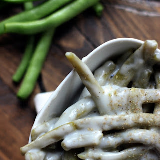 Creamed Green Beans Recipes