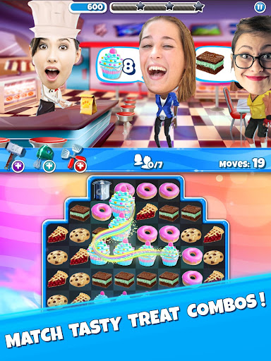 Crazy Kitchen: Match 3 Puzzles screenshot 7