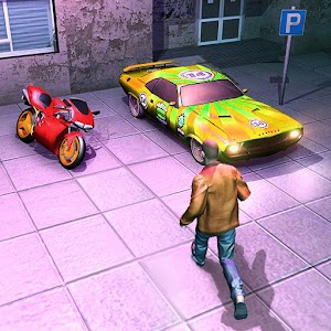 Vegas Gangster Auto Theft For PC / Windows 7/8/10 / Mac – Free Download