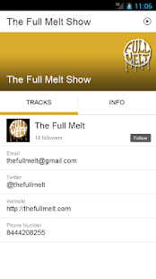 The Full Melt Show - screenshot