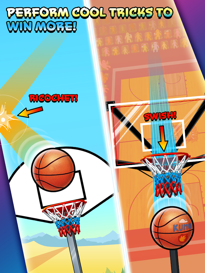 Basket Fall Screenshot 11