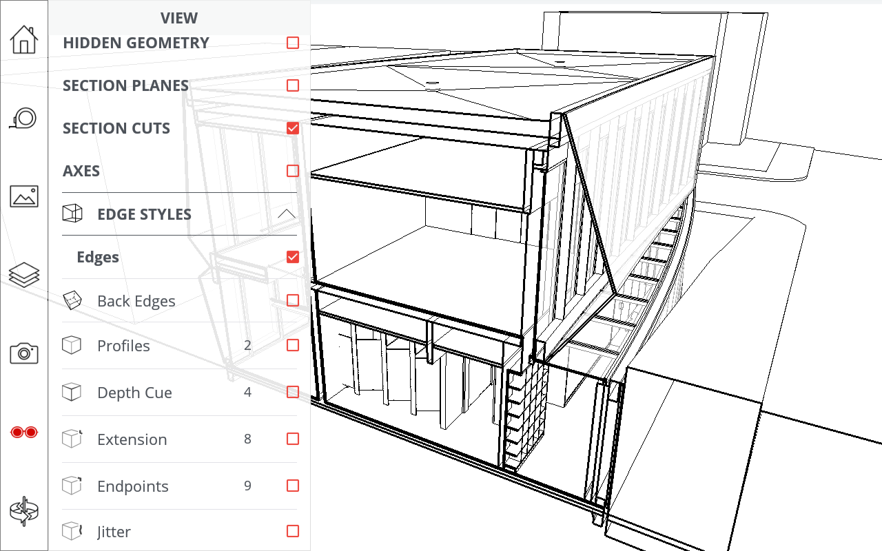 SketchUp Viewer Screenshot 7