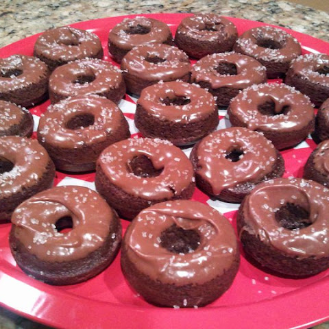 Baked-and-Better Chocolate Protein Donut Recipe for National Donut Day!