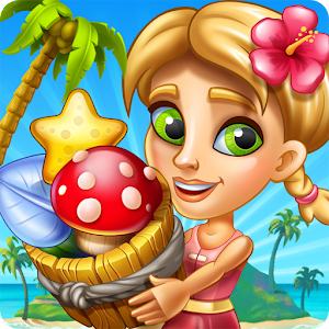Tropic Trouble Match 3 Builder For PC (Windows & MAC)