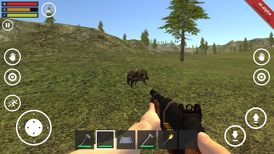 Survival Simulator for pc