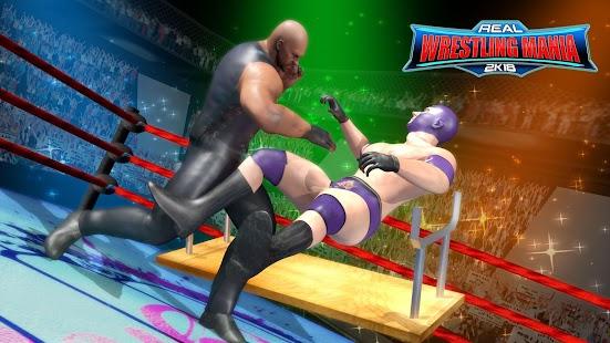 Wrestling mod apk