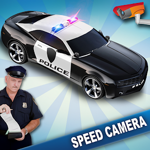 Traffic Police Speed Camera