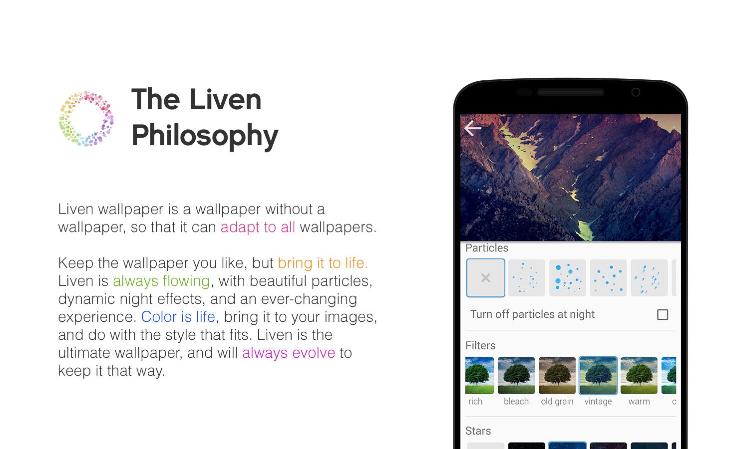Liven Live Wallpaper Screenshot 6
