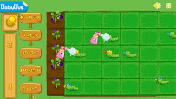 Screenshot of Baby Farm by BabyBus