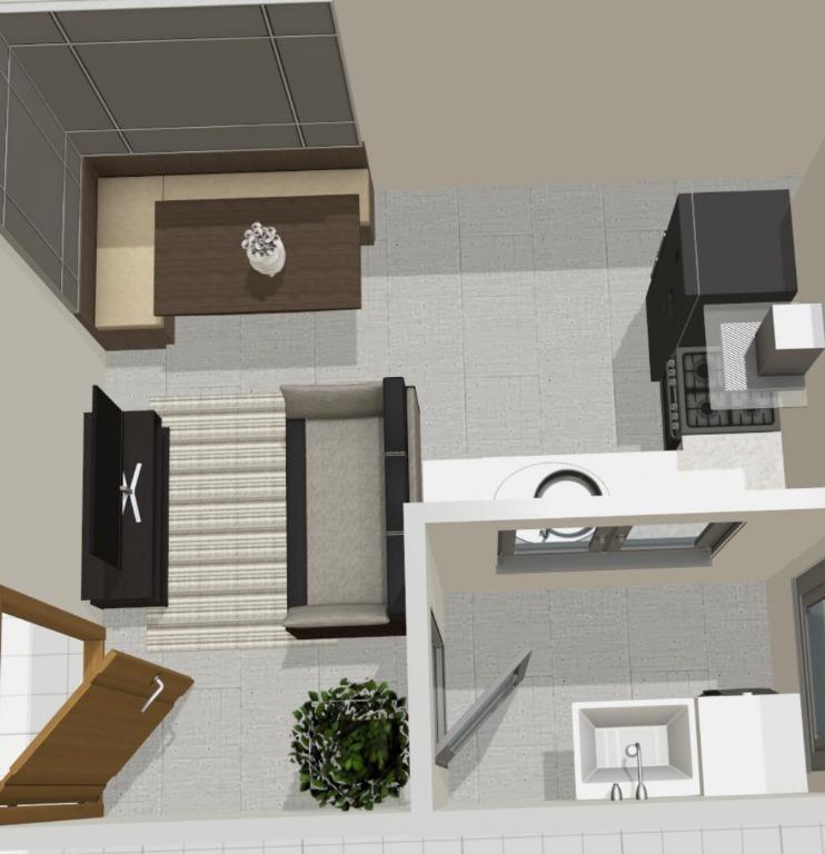 Apartamento Vila Alzira Santo André