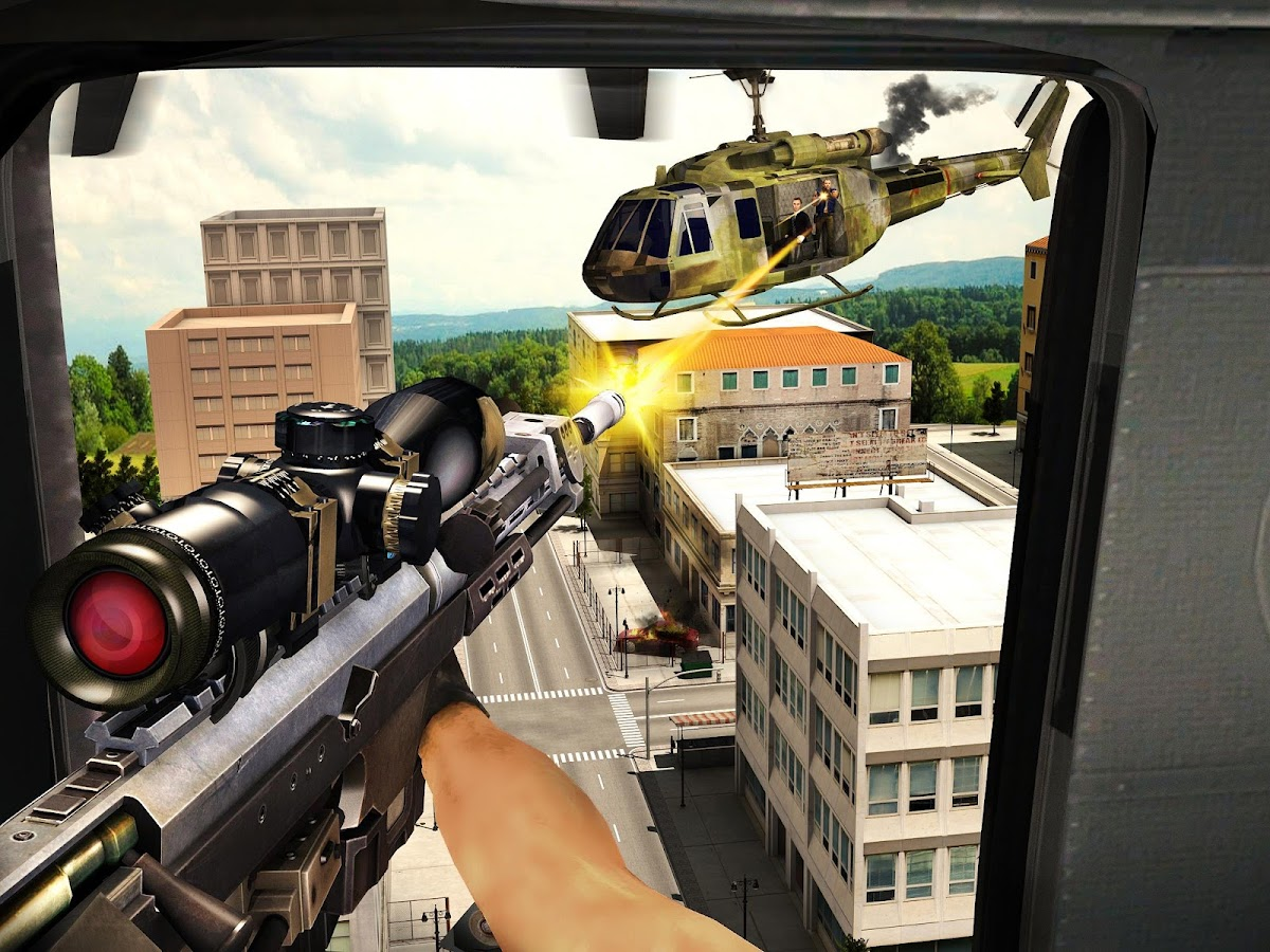 Gangster Escape Shooter 3D Screenshot 6