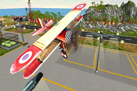 Super Aircraft Simulator 3D - screenshot