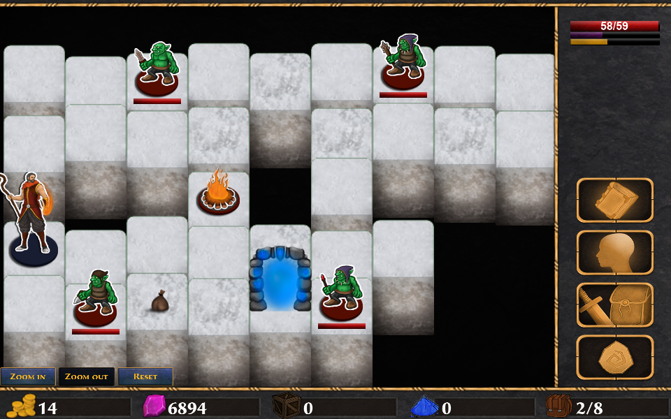 Greenskin Invasion Roguelike Screenshot 9