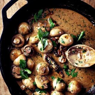 Mushroom Stew Recipes