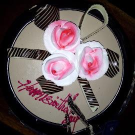 Cake by SANGEETA MENA  - Food & Drink Cooking & Baking
