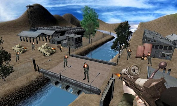 Border Army Sniper APK screenshot thumbnail 20