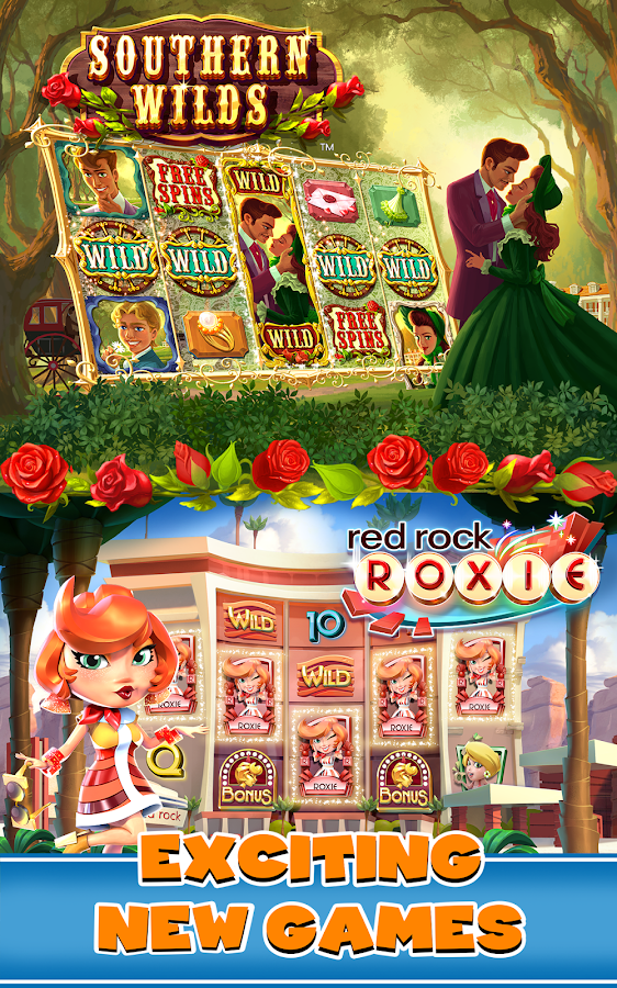myVEGAS Slots - Free Casino Screenshot 2
