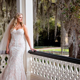 by Sabrina Causey - Wedding Bride ( rip van winkle, bride, dress, wedding dress, woman, beauty, south )
