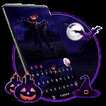 Happy Halloween Keyboard Theme Icon