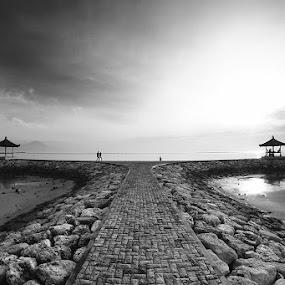 twin by Bayu Sanjaya - Landscapes Beaches