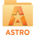 ASTRO File Manager APK for Bluestacks