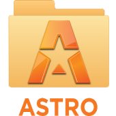 ASTRO File Manager APK for Ubuntu