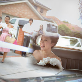 by Sigit Prasetio - Wedding Bride