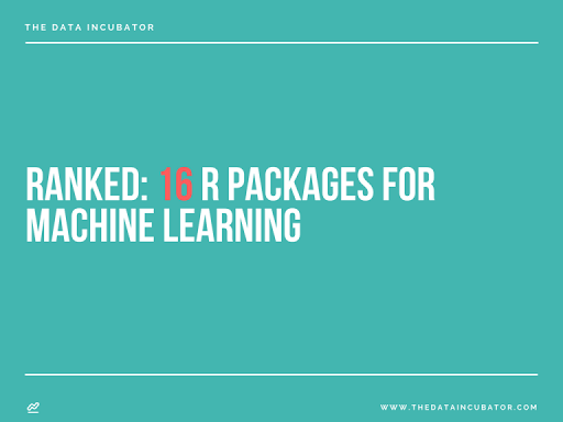 The BestR Packages for Machine Learning