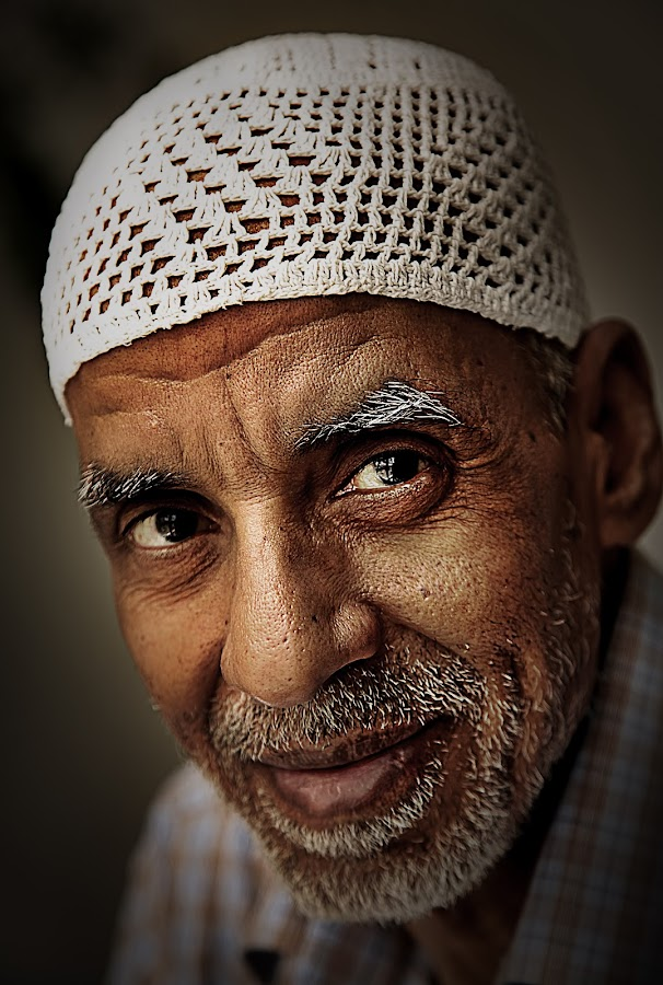 Atif by Leyon Albeza - People Portraits of Men