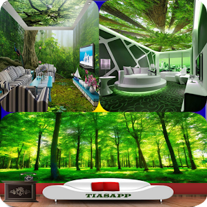Download Forest Wallpaper Room For PC Windows and Mac