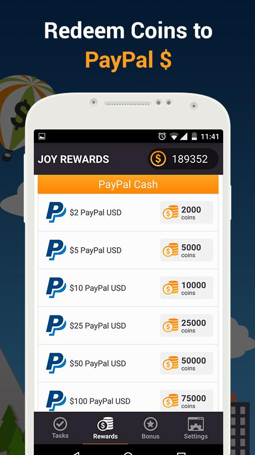 Joy Rewards - Free Gift Cards Screenshot 3