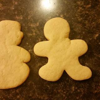 Sugar Cookie Cutouts Recipes