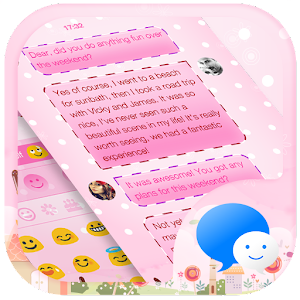 Candy Messages Theme