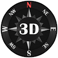 Compass Steel 3D for Lollipop - Android 5.0