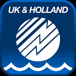 Cover art Boating UK&Holland