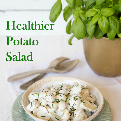Healthier Potato Salad