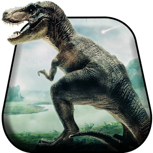 Clumsy Dinosaur Live Wallpaper for Android