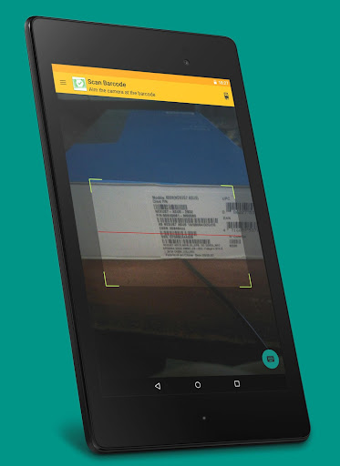 Barcode it Checker - screenshot