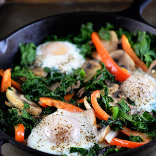 Kale Breakfast Skillet