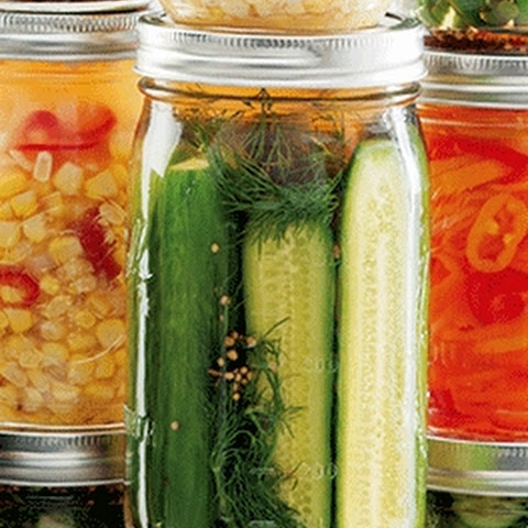 Classic Refrigerator Pickles