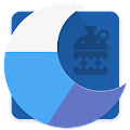 Moonshine - Icon Pack APK for Bluestacks
