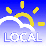 LOCAL wx: Weather Forecast App Icon