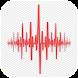 振動計 - 地震検出器