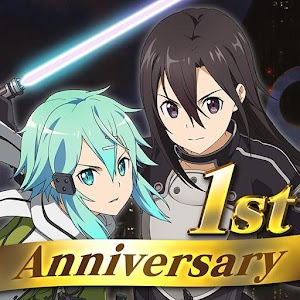 SWORD ART ONLINE:Memory Defrag Released on Android - PC / Windows & MAC