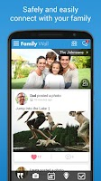 Screenshot of FamilyWall
