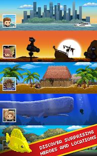 Desert Island Fishing