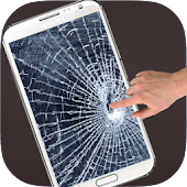 Download Broken Screen Prank 2 APK on PC
